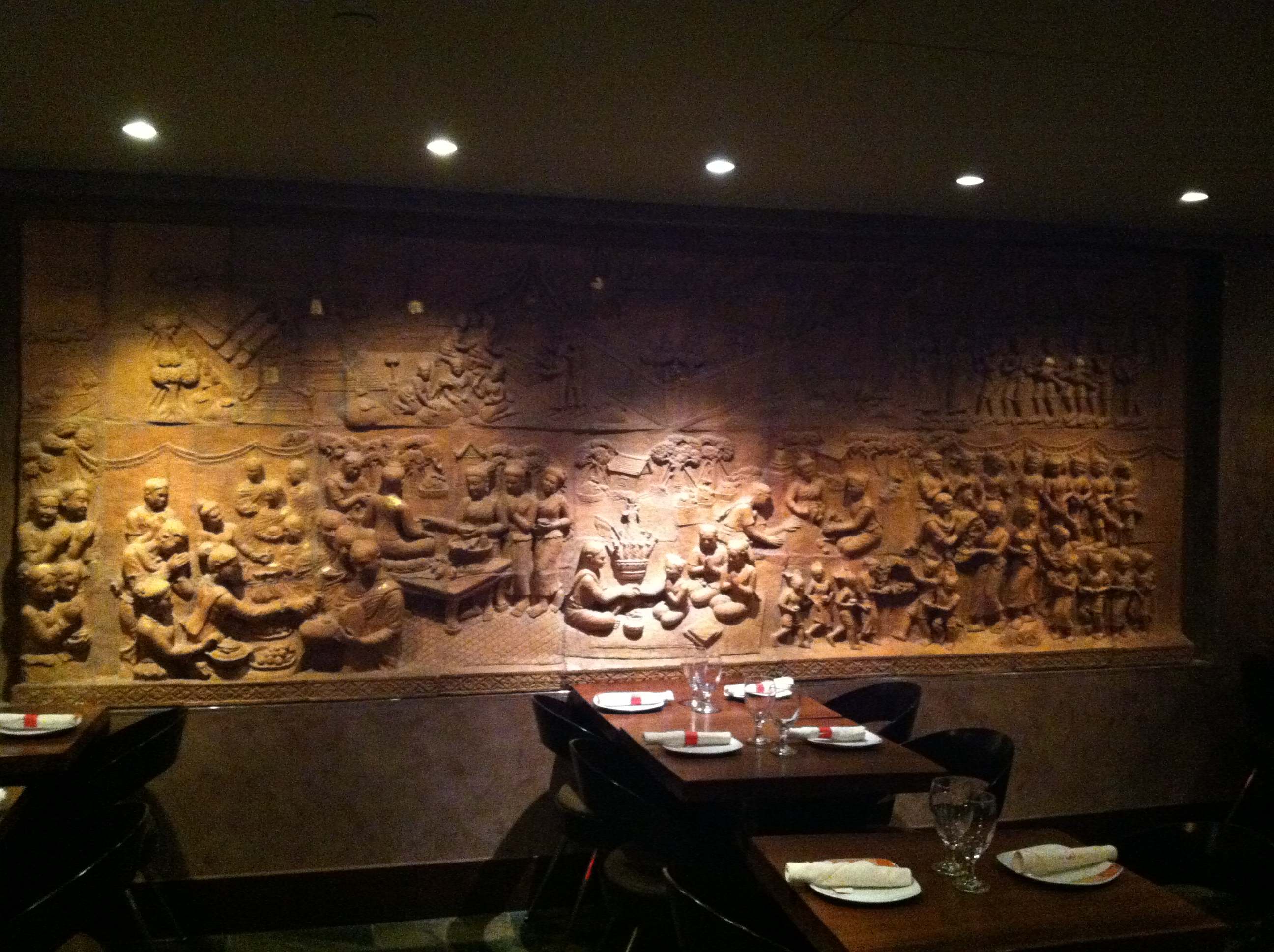 Mai Thai - Washington, D.C. | Benchmark Construction